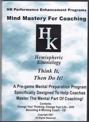 DVD: Mind Mastery for Coaching